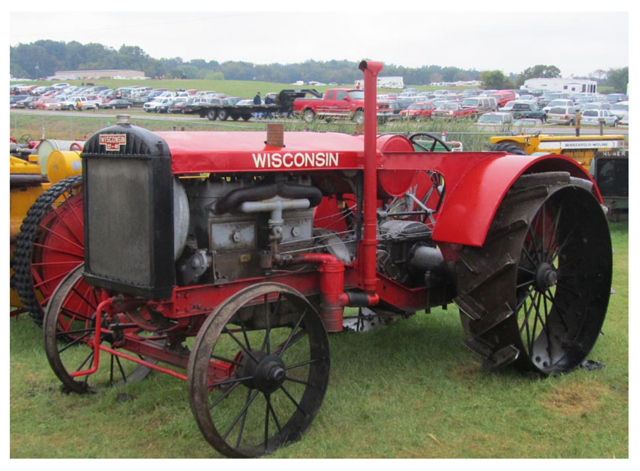 WI Tractor